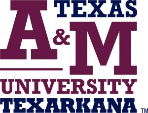 Texas A&M University-Texarkana logo