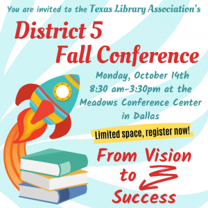 Invitation to Fall Conference
